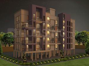 Gallery Cover Image of 834 Sq.ft 2 BHK Apartment for buy in Kshrugal Icon, Ghorpadi for 7394475