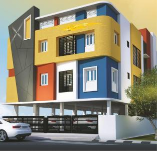 Gallery Cover Image of 1030 Sq.ft 2 BHK Apartment for buy in Tambaram for 6474000