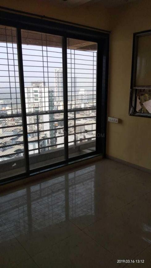 Living Room Image of 650 Sq.ft 1 BHK Apartment for rent in Rabale for 22000