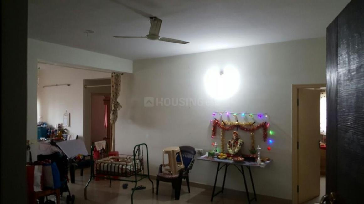 Living Room Image of 1650 Sq.ft 2 BHK Apartment for rent in Kalena Agrahara for 20000