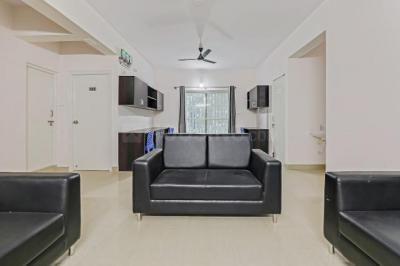 Living Room Image of Oyo Life Blr1699 Bannerghatta Road in Hulimavu