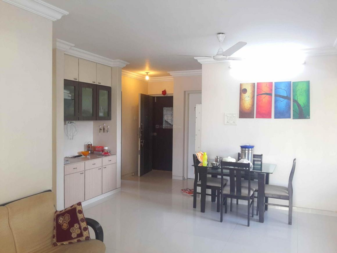 Living Room Image of 1000 Sq.ft 2 BHK Apartment for rent in Anushakti Nagar for 48000