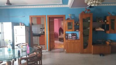 Hall Image of 1839 Sq.ft 3 BHK Apartment for buy in Natural View, Ultadanga for 14400000