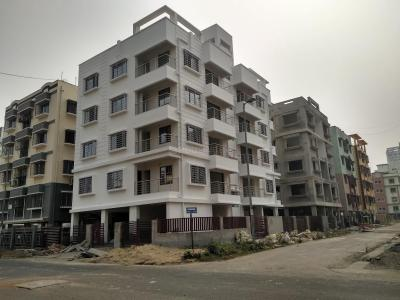 Gallery Cover Image of 481 Sq.ft 1 BHK Apartment for buy in New Town for 2350000