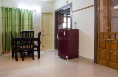 Dining Room Image of PG 4643663 Rr Nagar in RR Nagar