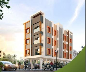 Gallery Cover Image of 893 Sq.ft 2 BHK Apartment for buy in Kalighat for 6429600