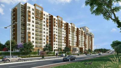 Gallery Cover Image of 1505 Sq.ft 3 BHK Apartment for buy in Mathikere for 9782500