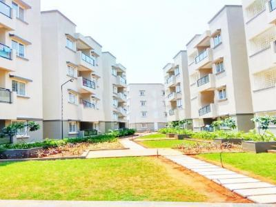 Gallery Cover Image of 1640 Sq.ft 3 BHK Apartment for buy in BSCPL Bollineni Hillside 2, Perumbakkam for 7400000
