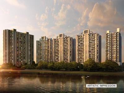 Gallery Cover Image of 780 Sq.ft 1 BHK Apartment for buy in Saarrthi Codename 1873, Hinjewadi for 3915624