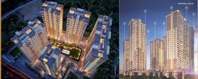 Gallery Cover Image of 1050 Sq.ft 2 BHK Apartment for buy in Nyati Elysia, Kharadi for 8500000