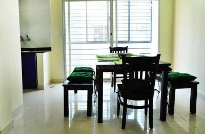 Dining Room Image of PG 4642056 Parappana Agrahara in Parappana Agrahara