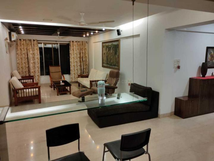 Living Room Image of 1900 Sq.ft 3 BHK Apartment for rent in Malad West for 75000