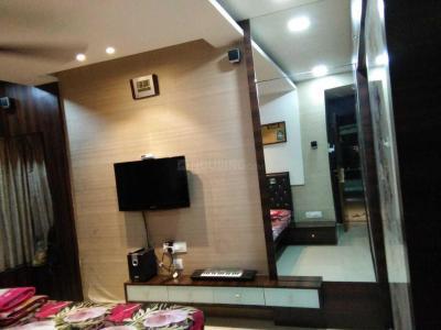 Bedroom Image of 1100 Sq.ft 2 BHK Apartment for buy in Soham Exotica, Kharghar for 12000000