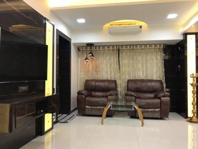 Gallery Cover Image of 1400 Sq.ft 2 BHK Apartment for rent in Dighe for 35000
