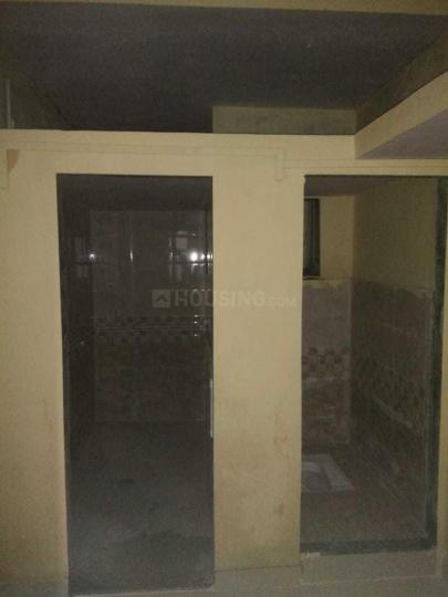 Common Bathroom Image of 350 Sq.ft 1 RK Apartment for rent in Diva Gaon for 4000
