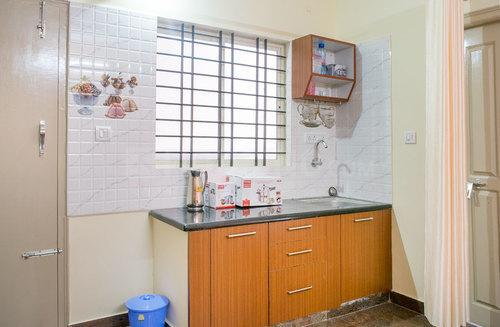 Kitchen Image of Shree Nest G02 in Chandra Layout Extension