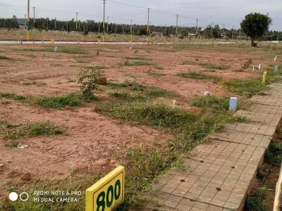 Gallery Cover Image of 1500 Sq.ft Residential Plot for buy in Budigere for 2390000