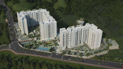Gallery Cover Image of 738 Sq.ft 2 BHK Apartment for buy in Godrej City, Panvel for 8800000