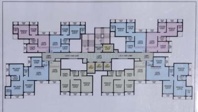 Gallery Cover Image of 1460 Sq.ft 3 BHK Apartment for buy in Vashi for 18000000