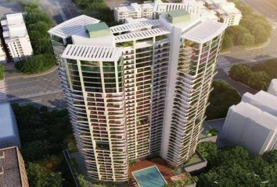 Gallery Cover Image of 1400 Sq.ft 2 BHK Apartment for rent in Goregaon East for 45000