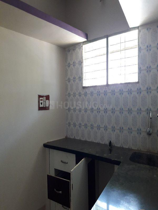 Kitchen Image of 450 Sq.ft 1 BHK Apartment for rent in Rajajinagar for 10000