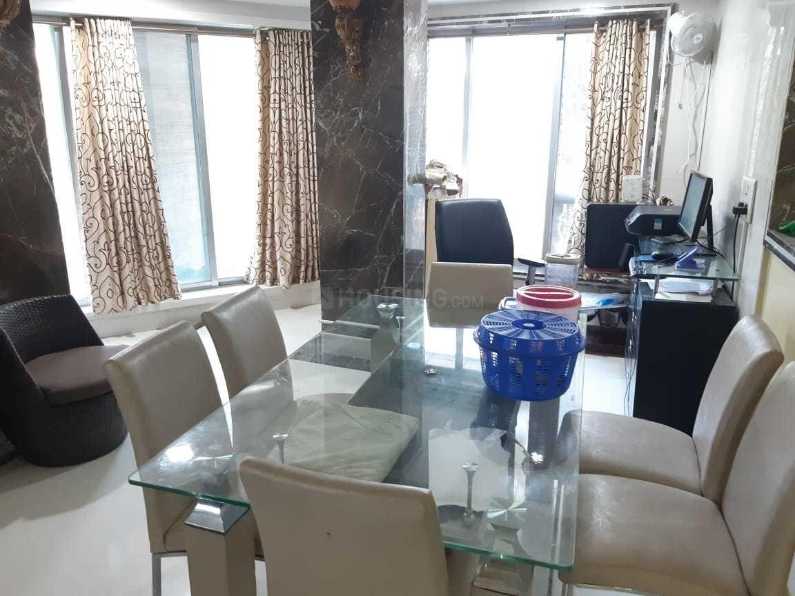 Living Room Image of 1450 Sq.ft 3 BHK Apartment for rent in Bandra West for 130000