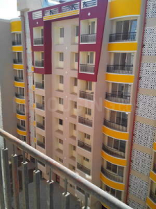 Gallery Cover Image of 630 Sq.ft 1 BHK Apartment for rent in Mahadev Mahadev Complex, Mira Road East for 13000