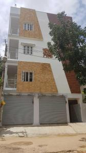Gallery Cover Image of 750 Sq.ft 1 RK Independent Floor for rent in Nagasandra for 6000