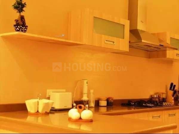 Kitchen Image of 2055 Sq.ft 4 BHK Apartment for buy in Vrindavan Yojna for 9500000