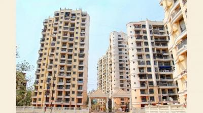 Gallery Cover Image of 1485 Sq.ft 3 BHK Apartment for buy in Tharwani Rosalie LX Type E Aster Wing, Kalyan West for 11600000