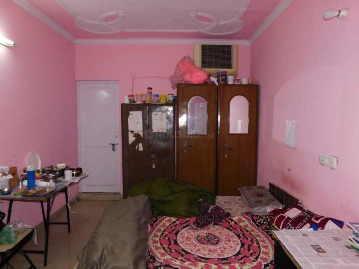 मुखर्जी नगर में प्रीमियम अकॉमोडेशन के बेडरूम की तस्वीर
