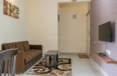 Gallery Cover Image of 700 Sq.ft 1 BHK Apartment for rent in Hulimavu for 17500