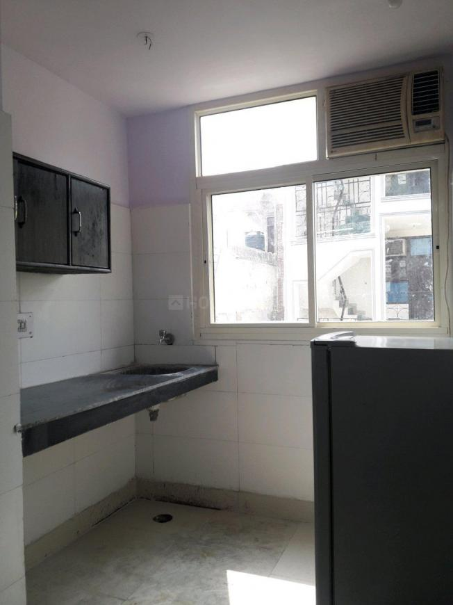 Kitchen Image of 350 Sq.ft 1 RK Apartment for rent in DLF Phase 3 for 8500
