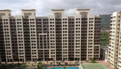 Gallery Cover Image of 1083 Sq.ft 2 BHK Apartment for rent in Kalpataru Riverside, Panvel for 23000