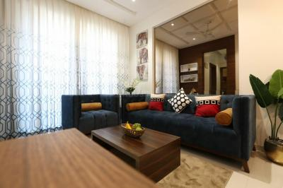 Gallery Cover Image of 575 Sq.ft 1 BHK Apartment for buy in Rutu Riverview Classic, Kalyan West for 3975000