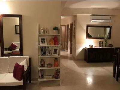 Gallery Cover Image of 1400 Sq.ft 3 BHK Apartment for rent in Tardeo for 45000