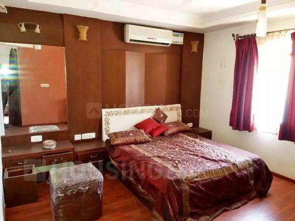 Bedroom Image of 1400 Sq.ft 4 BHK Independent House for buy in Kudlu for 17500000