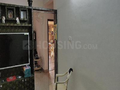 Living Room Image of 780 Sq.ft 3 BHK Apartment for rent in Balaji Nagar for 80000