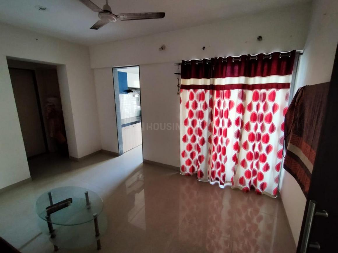 Living Room Image of 650 Sq.ft 1 BHK Apartment for rent in Taloje for 7500
