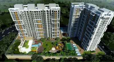 Gallery Cover Image of 705 Sq.ft 1 BHK Apartment for buy in Sanghvi EcoCity, Mira Road East for 5700000