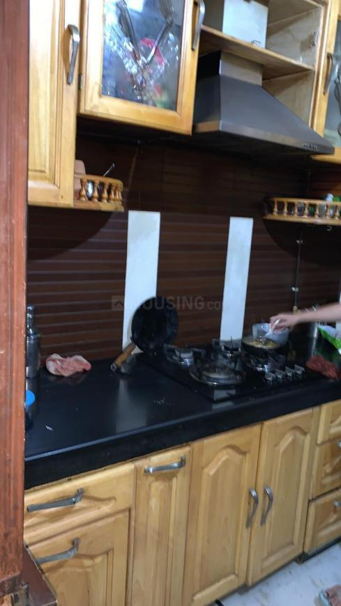 Kitchen Image of PG 4040429 Tilak Nagar in Tilak Nagar