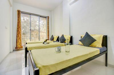 Bedroom Image of Oyo Life Mum1612 Kharkopar in Ulwe