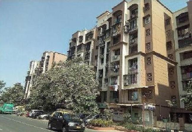 Building Image of 585 Sq.ft 1 BHK Apartment for rent in Wadala East for 35000