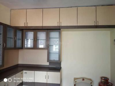 Gallery Cover Image of 650 Sq.ft 1 BHK Apartment for rent in Ananda Heights, Wadgaon Sheri for 15000
