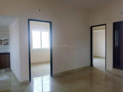 Gallery Cover Image of 900 Sq.ft 2 BHK Independent Floor for rent in Soundarya Layout for 7500