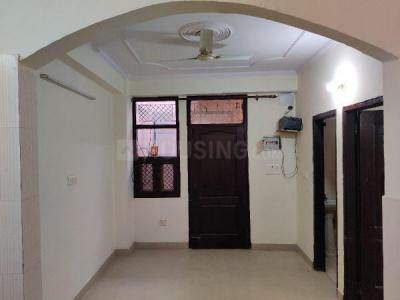 Gallery Cover Image of 500 Sq.ft 1 BHK Independent Floor for rent in Sector 7 Dwarka for 10000