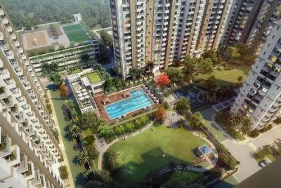 Gallery Cover Image of 2025 Sq.ft 3 BHK Apartment for buy in Emaar Imperial Gardens, Sector 102 for 12200000
