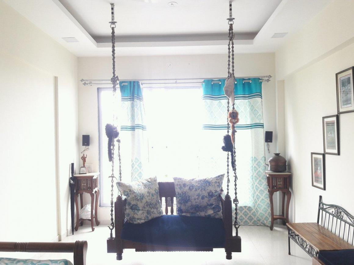 Living Room Image of 1000 Sq.ft 2 BHK Apartment for buy in Borivali West for 18600000
