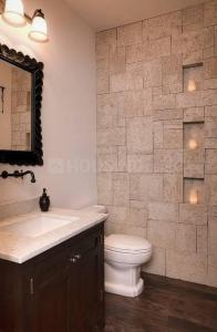 Gallery Cover Image of 399 Sq.ft 1 BHK Independent Floor for rent in Mansarover Garden for 14000