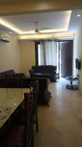 Gallery Cover Image of 1800 Sq.ft 3 BHK Independent House for rent in Greater Kailash I for 60000